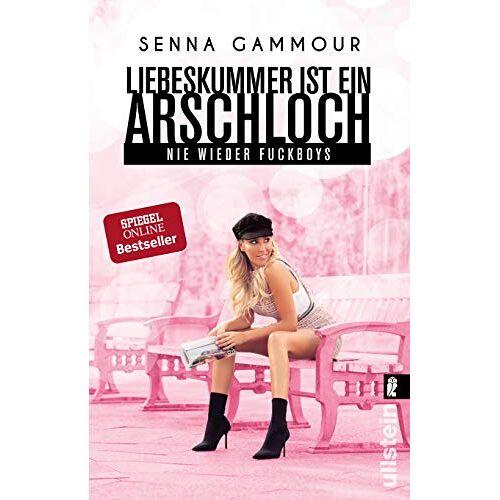 Senna Gammour - Liebeskummer ist ein Arschloch - Preis vom 01.08.2021 04:46:09 h