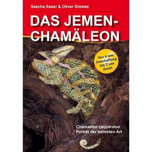 Sascha Esser - Das Jemenchamäleon - Preis vom 17.05.2021 04:44:08 h