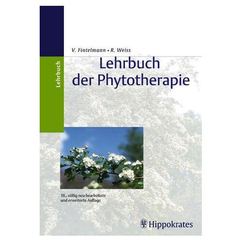 Weiss, Rudolf Fritz - Lehrbuch der Phytotherapie - Preis vom 25.09.2021 04:52:29 h