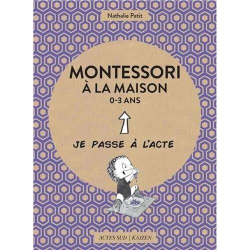 - Montessori à la maison 0-3 ans - Preis vom 24.07.2021 04:46:39 h
