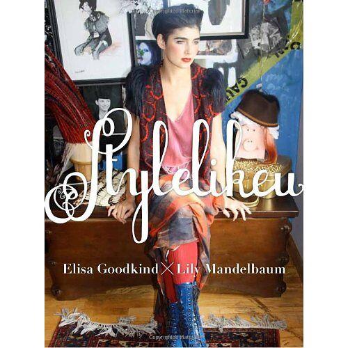 Elisa Goodkind - Stylelikeu - Preis vom 22.06.2021 04:48:15 h