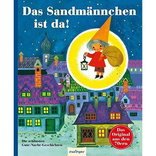 - Das Sandmännchen ist da!: Die schönsten Gute-Nacht-Geschichten - Preis vom 11.10.2021 04:51:43 h