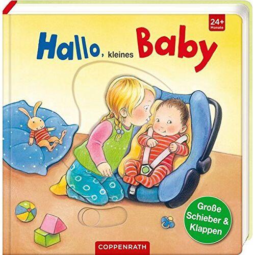 Ann-Katrin Heger - Hallo, kleines Baby (Kleine Entdecker) - Preis vom 17.05.2021 04:44:08 h