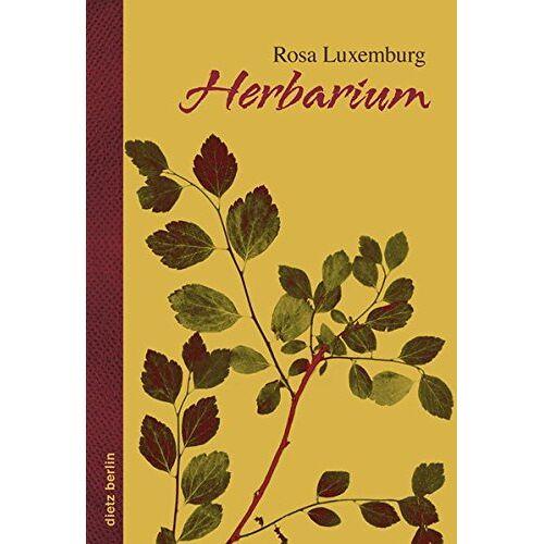 Rosa Luxemburg - Herbarium - Preis vom 19.06.2021 04:48:54 h