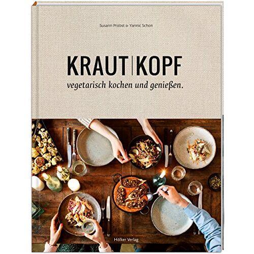 Yannic Schon - Krautkopf: Vegetarisch kochen und genießen - Preis vom 11.06.2021 04:46:58 h