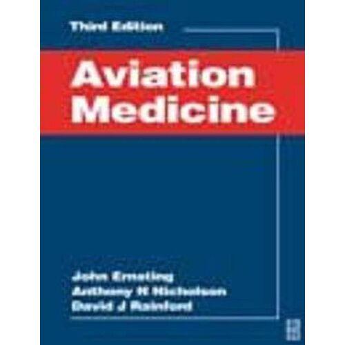 John Ernsting - Aviation Medicine - Preis vom 14.06.2021 04:47:09 h