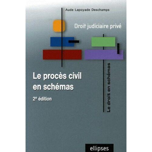 Aude Lapoyade Deschamps - Le procès civil en schémas : Droit judiciaire privé - Preis vom 20.06.2021 04:47:58 h