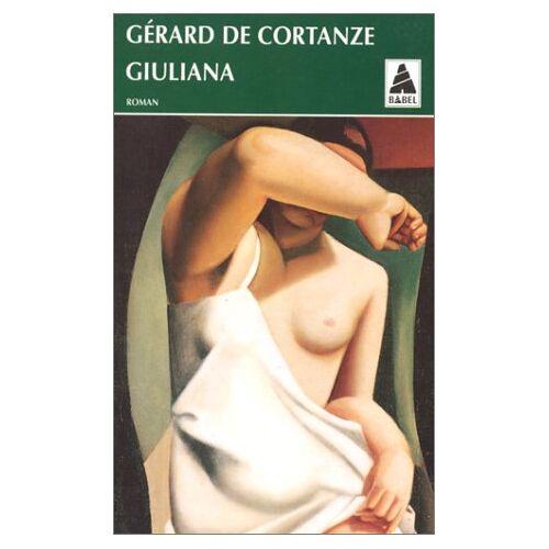 Cortanze, Gérard de - GIULIANA - Preis vom 22.06.2021 04:48:15 h
