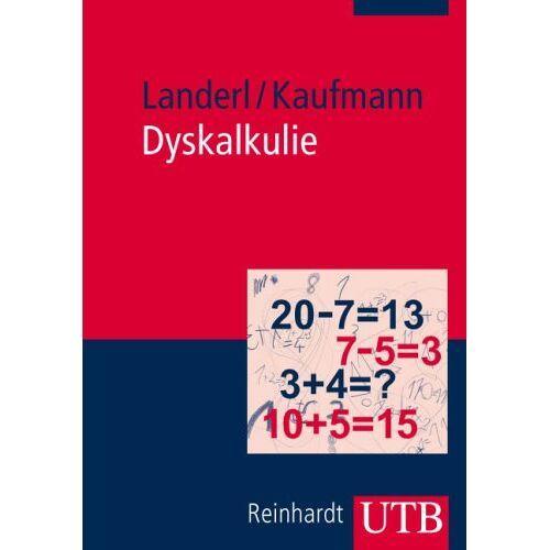 Karin Landerl - Dyskalkulie - Preis vom 08.09.2021 04:53:49 h
