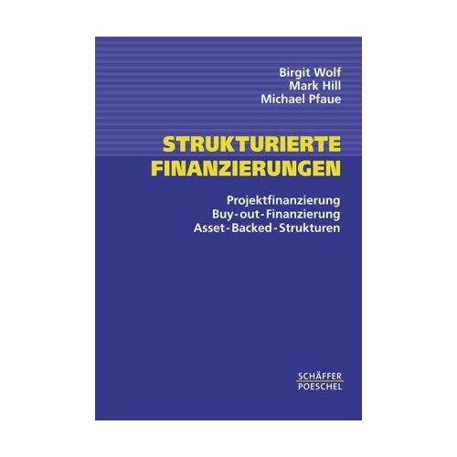 Mark Hill - Strukturierte Finanzierungen: Projektfinanzierung. Buy-out-Finanzierung. Asset-backed-Strukturen - Preis vom 20.06.2021 04:47:58 h