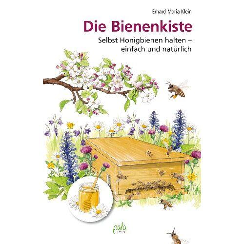 Erhard Maria Klein - Die Bienenkiste: Selbst Honigbienen halten - einfach und natürlich - Preis vom 20.06.2021 04:47:58 h