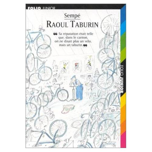 Jean-Jacques Sempé - Raoul Taburin (Folio Jr 2) - Preis vom 21.06.2021 04:48:19 h