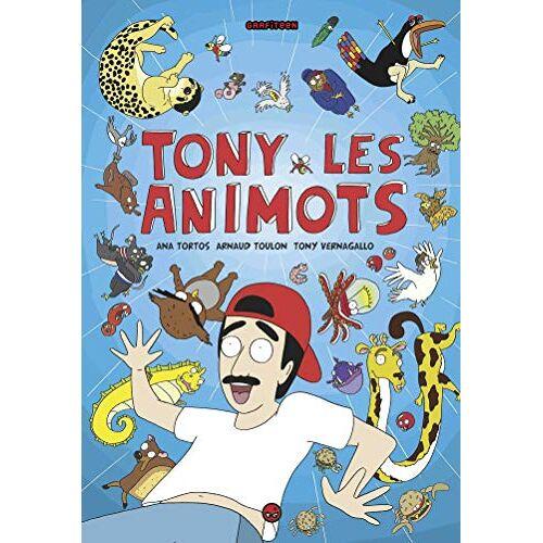 - Tony les animots, Tome 01: Tony les animots (Tony les animots (1)) - Preis vom 16.06.2021 04:47:02 h