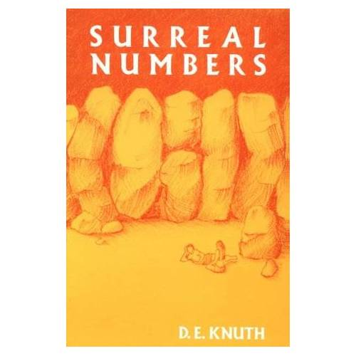 Knuth, D. E. - Surreal Numbers - Preis vom 17.06.2021 04:48:08 h