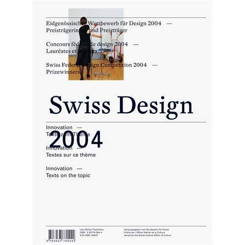 Bundesamt Bundesamt für Kultur - Swiss Design 2004 - Preis vom 15.06.2021 04:47:52 h