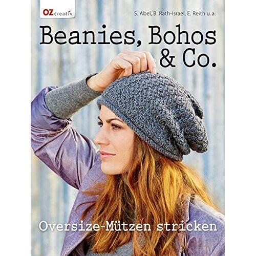 Sabine Abel - Beanies, Bohos & Co.: Oversize-Mützen stricken - Preis vom 18.06.2021 04:47:54 h