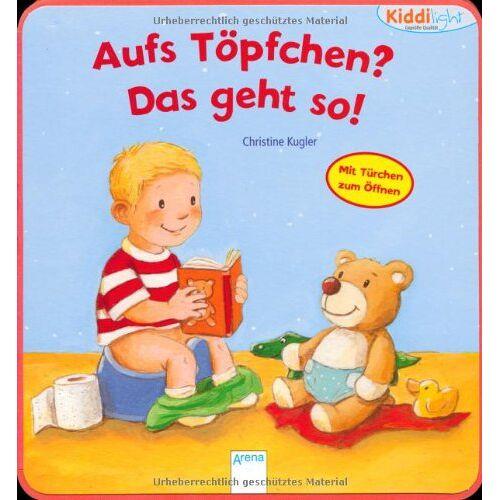 Anna Tkotz - Aufs Töpfchen, das geht so!: Kiddilight - Preis vom 02.08.2021 04:48:42 h