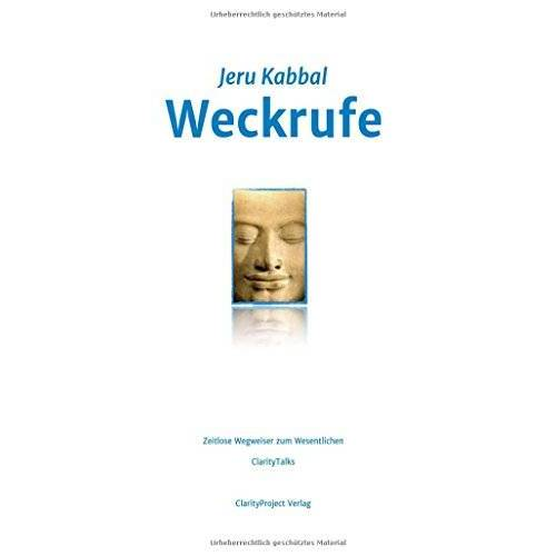 Jeru Kabbal - Kabbal, J: Weckrufe - Preis vom 22.06.2021 04:48:15 h
