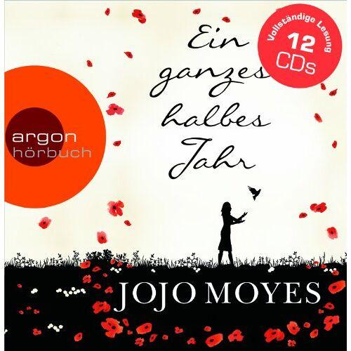 Jojo Moyes - Ein ganzes halbes Jahr (12 CDs) - Preis vom 21.06.2021 04:48:19 h