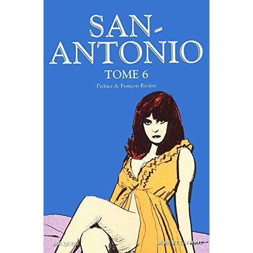 San-Antonio - San-Antonio : Tome 6 - Preis vom 15.06.2021 04:47:52 h