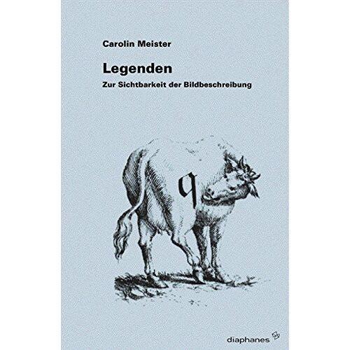 Carolin Meister - Legenden. Zur Sichtbarkeit der Bildbeschreibung - Preis vom 09.06.2021 04:47:15 h