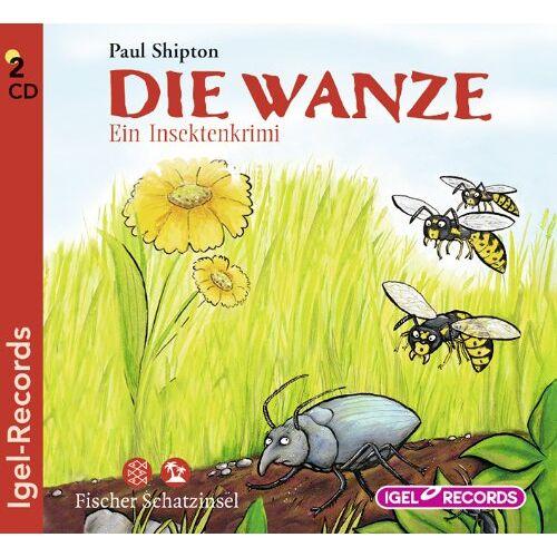 Paul Shipton - Die Wanze: Ein Insektenkrimi - Preis vom 09.06.2021 04:47:15 h