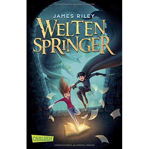 James Riley - Weltenspringer - Preis vom 17.06.2021 04:48:08 h