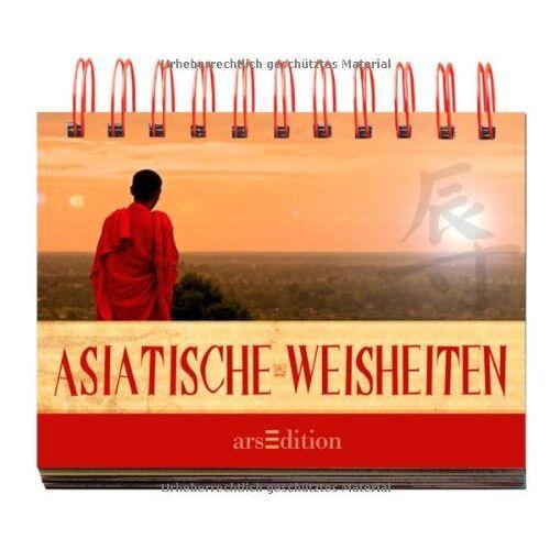 kein Autor - Asiatische Weisheiten - Preis vom 12.10.2021 04:55:55 h