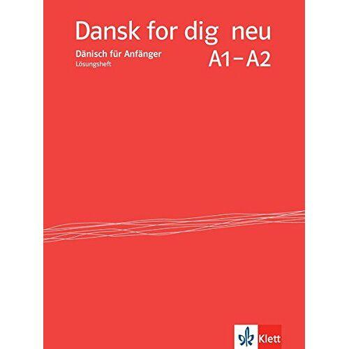- Dansk for dig neu: Lösungsheft - Preis vom 17.06.2021 04:48:08 h
