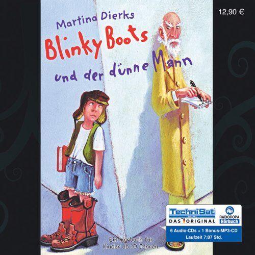 Martina Dierks - Blinky Boots und der dünne Mann - Preis vom 14.06.2021 04:47:09 h