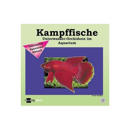 Frank Schäfer - Kampffische - Preis vom 14.06.2021 04:47:09 h