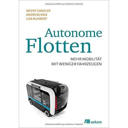 Weert Canzler - Autonome Flotten - Preis vom 15.06.2021 04:47:52 h