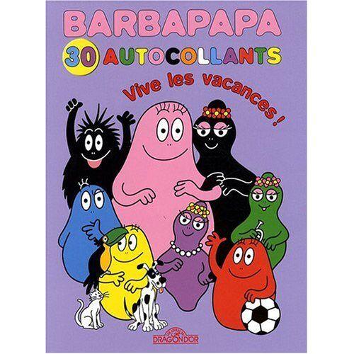 - Barbapapa Stickeralbum mit 30 Stickern - Preis vom 23.09.2021 04:56:55 h