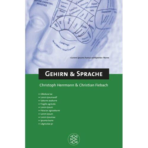 Christian Fiebach - Gehirn und Sprache - Preis vom 18.06.2021 04:47:54 h