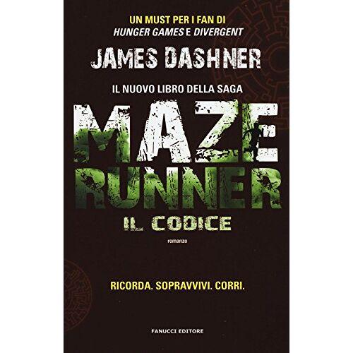 - Il codice. Maze Runner - Preis vom 17.06.2021 04:48:08 h