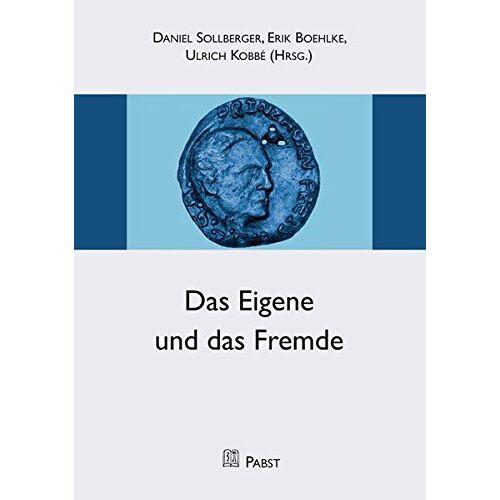 Daniel Sollberger - Das Eigene und das Fremde (Schriftenreihe der DGPA) - Preis vom 19.06.2021 04:48:54 h