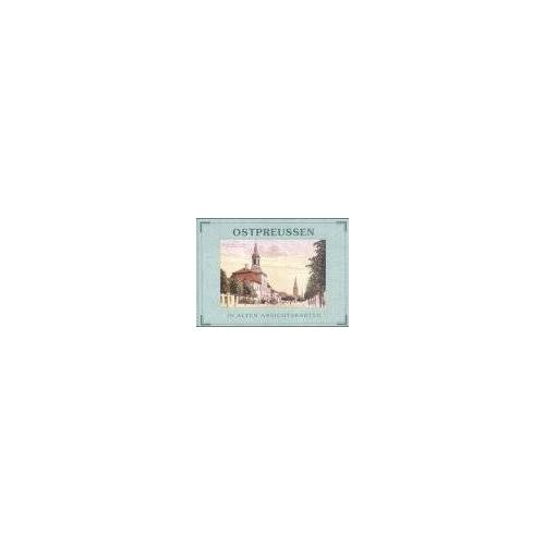 Wagner, Ruth M - Ostpreußen in alten Ansichtskarten (Deutschland in alten Ansichtskarten) - Preis vom 20.06.2021 04:47:58 h