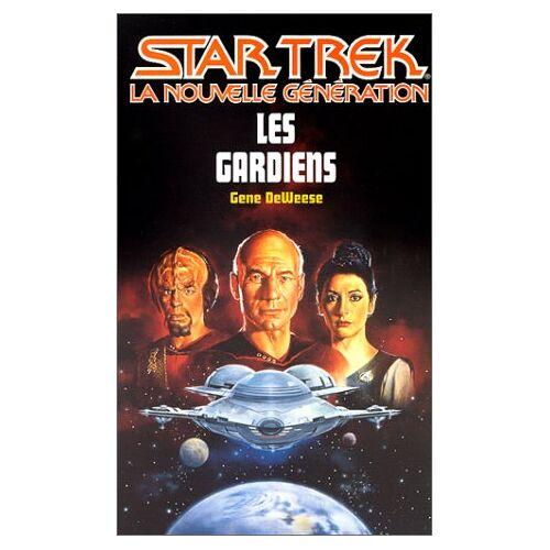 G Deweese - Les gardiens (Star Trek) - Preis vom 12.06.2021 04:48:00 h