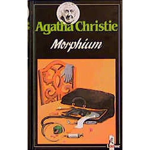Agatha Christie - Morphium (Schwarze Krimis) - Preis vom 13.06.2021 04:45:58 h