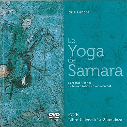 Idris Lahore - Le Yoga de Samara - Livre + DVD - Preis vom 16.10.2021 04:56:05 h