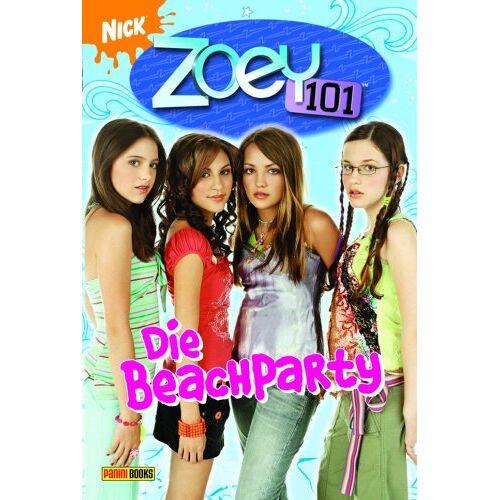 Jane Mason - Zoey 101, Bd. 4: Die Beachparty - Preis vom 12.06.2021 04:48:00 h