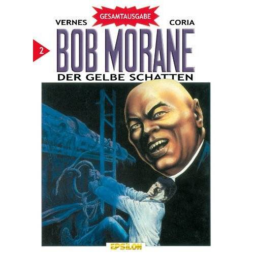 Henri Vernes - Bob Morane 02. Der gelbe Schatten - Preis vom 13.06.2021 04:45:58 h