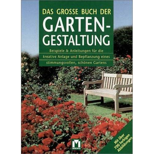 - Das grosse Buch der Gartengestaltung - Preis vom 11.06.2021 04:46:58 h