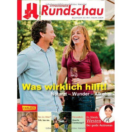 Andreas Czech - Hypochonder-Rundschau - Preis vom 31.07.2021 04:48:47 h
