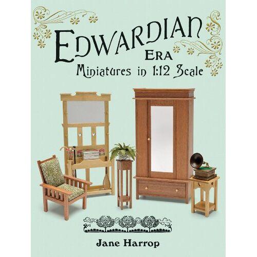 Jane Harrop - Edwardian Era: Miniatures in 1:12 Scale - Preis vom 22.06.2021 04:48:15 h
