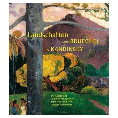 - Landschaften von Brueghel bis Kandinsky - Preis vom 24.07.2021 04:46:39 h