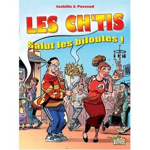 Pascaud - Les Ch'tis : Salut les biloutes - Preis vom 09.06.2021 04:47:15 h