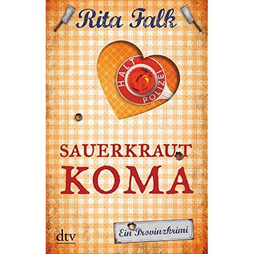 Rita Falk - Sauerkrautkoma: Der fünfte Fall für den Eberhofer Ein Provinzkrimi (Franz Eberhofer) - Preis vom 15.06.2021 04:47:52 h