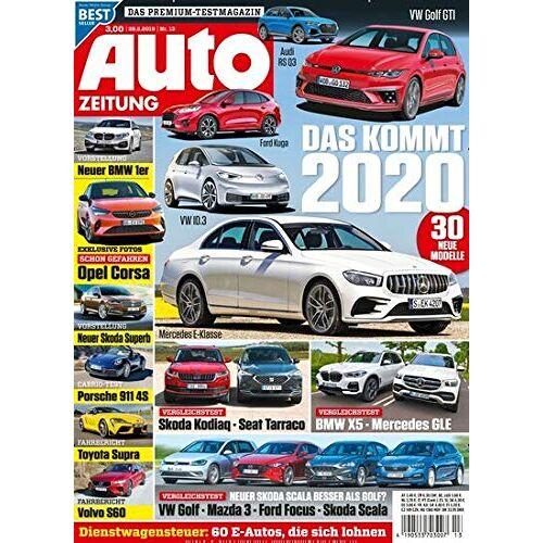 Auto Zeitung - Auto Zeitung 13/2019 Das kommt 2020 - Preis vom 19.06.2021 04:48:54 h