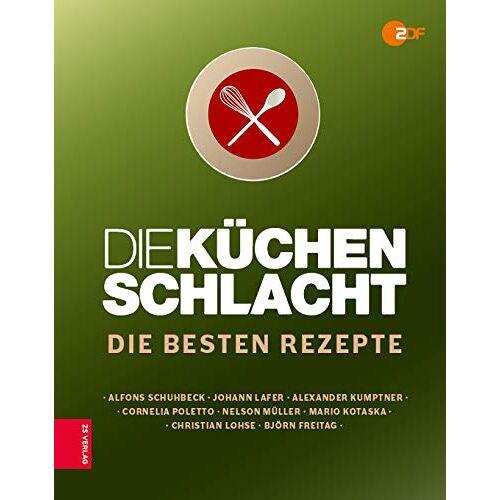 - Die Küchenschlacht: Die besten Rezepte - Preis vom 22.07.2021 04:48:11 h